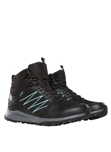 The North Face Litewave Fastpack II Mid GORE-TEX® - Su Geçirmez Siyah